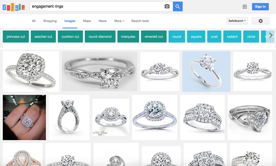 Tip: use google.com image search for ideals. -