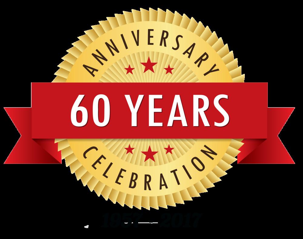 1957 - 2017
