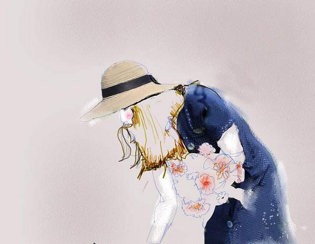 Illustration by Ginny Branch Stelling