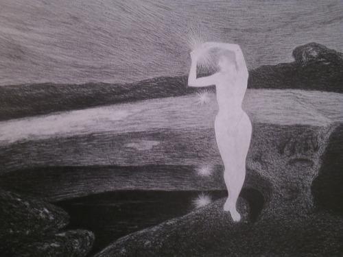Art by Giovanni Martoglio via  Mystic Mama