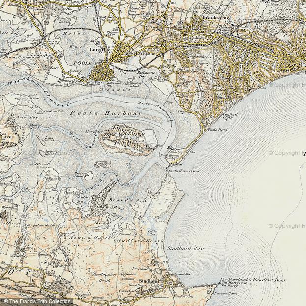 1918.4 Karte Brownsea Island.png