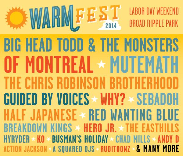 warmfest