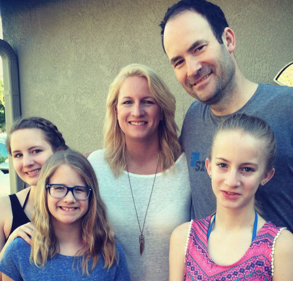 """""""Jeffrey"""" and his family"""