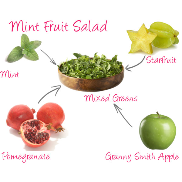 MintFruit Salad