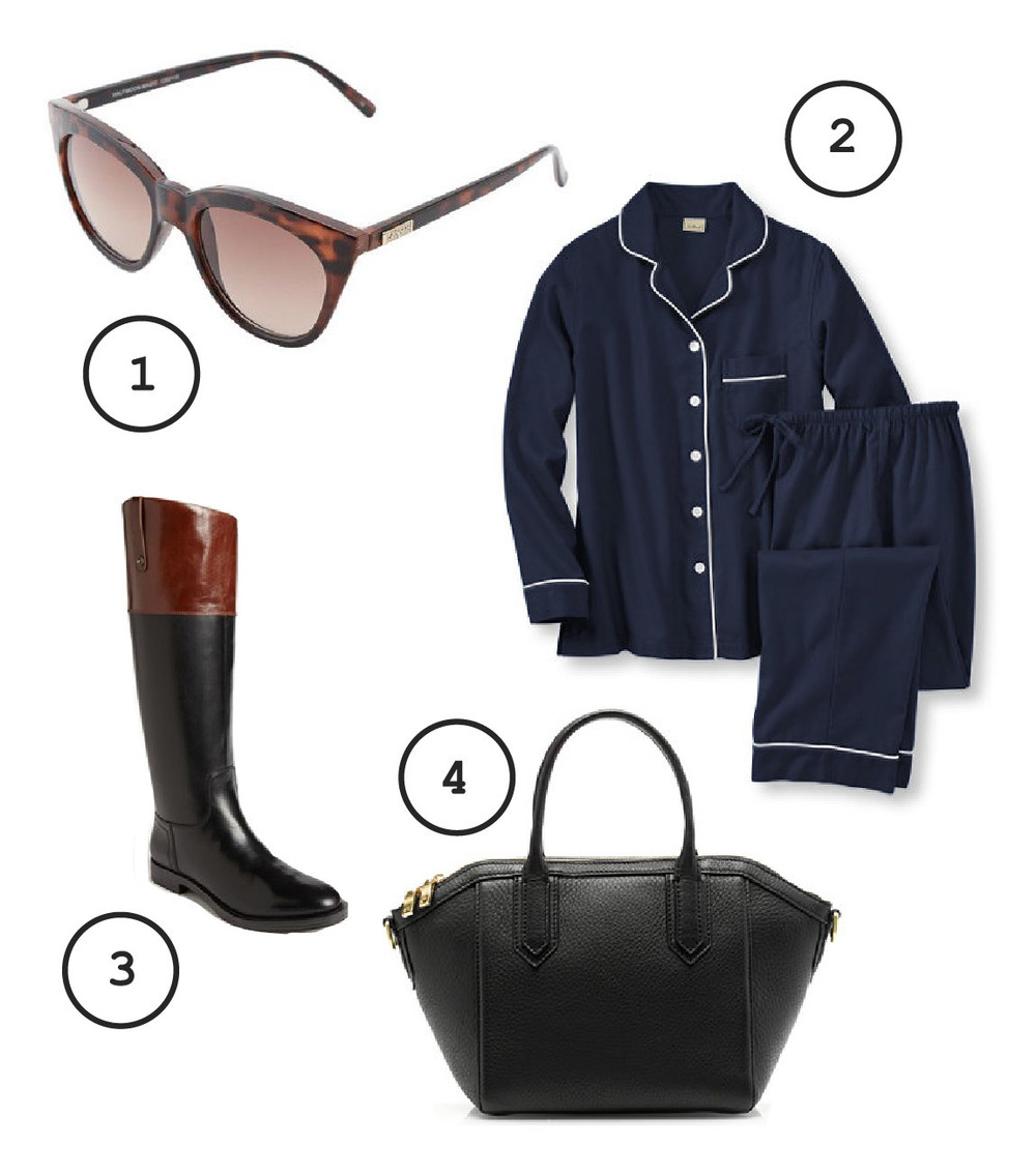 blogger christmas wish list: closet staples