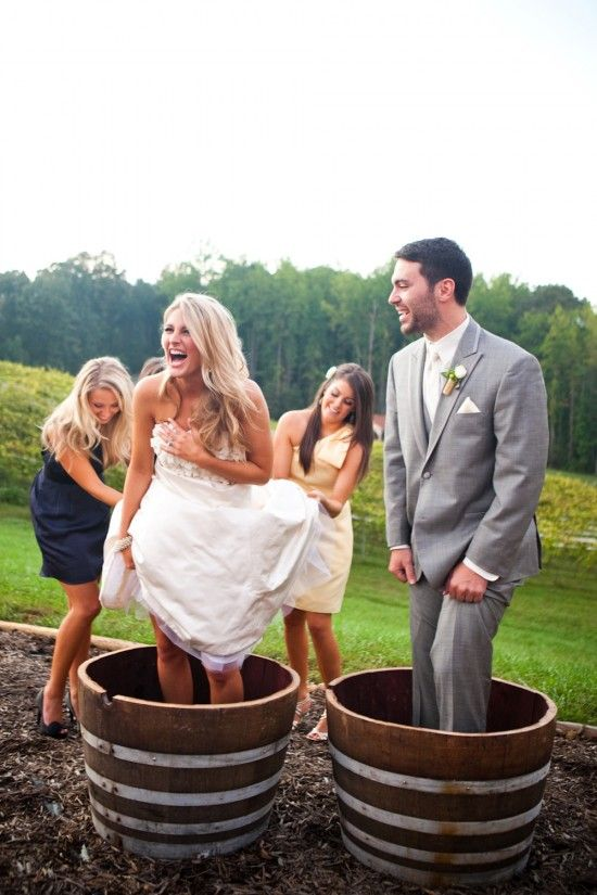 united with love genevieve lieper grape stomping wedding
