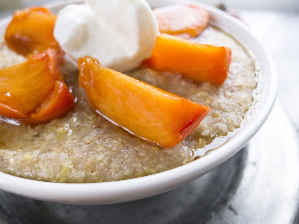 Persimmon 10 Grain Hot Cereal