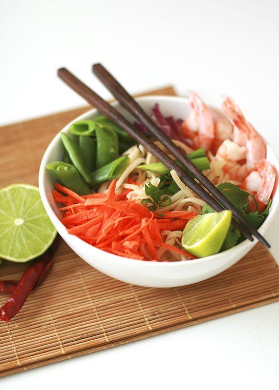 healthy pad thai