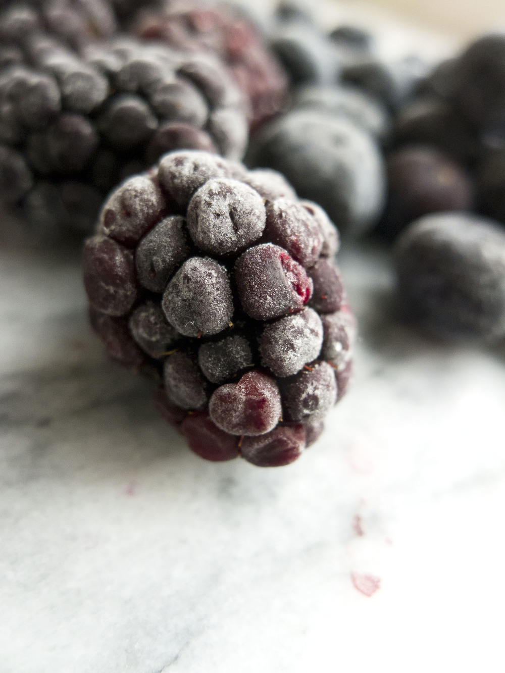 Beauty Booster Smoothie: Grape Blackberry
