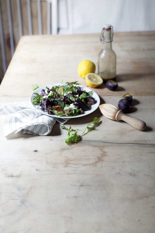 Bacon Plum Salad