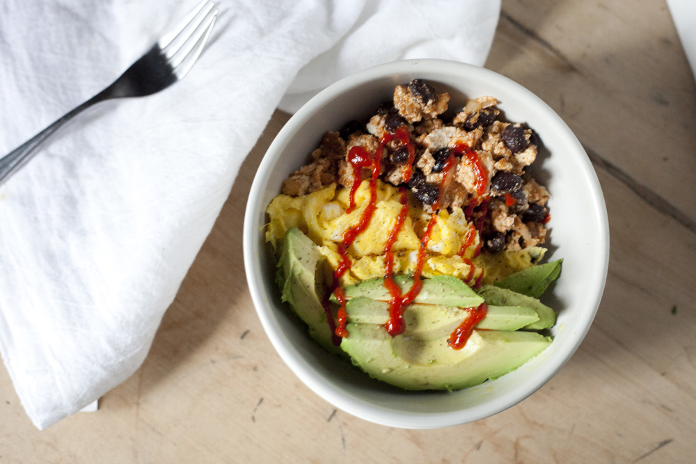 Protein Breakfast Power Bowl Recipe