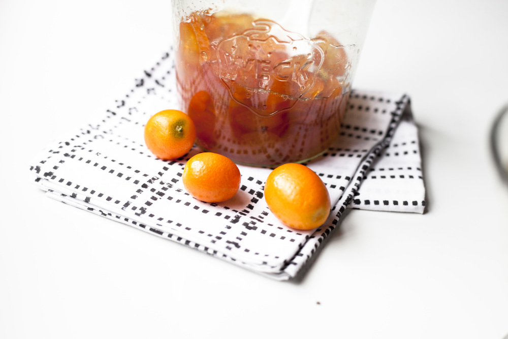 Easiest Kumquat Marmalade and Chia Seed Pudding