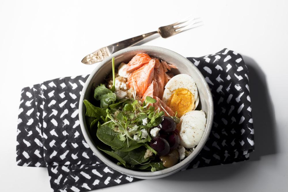 Mediterranean Protein Bowl Recipe