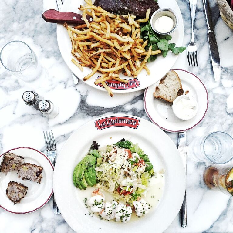 DC Dining: Le Diplomate