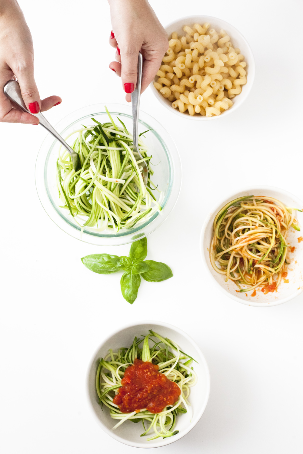 How to Make Zucchini Noodles without a Spiralizer: Zucchini Noodle Recipe