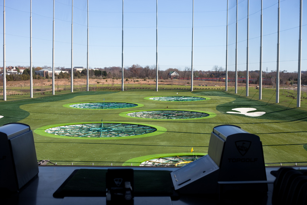 Brunch and Golf: Top Golf Loudoun