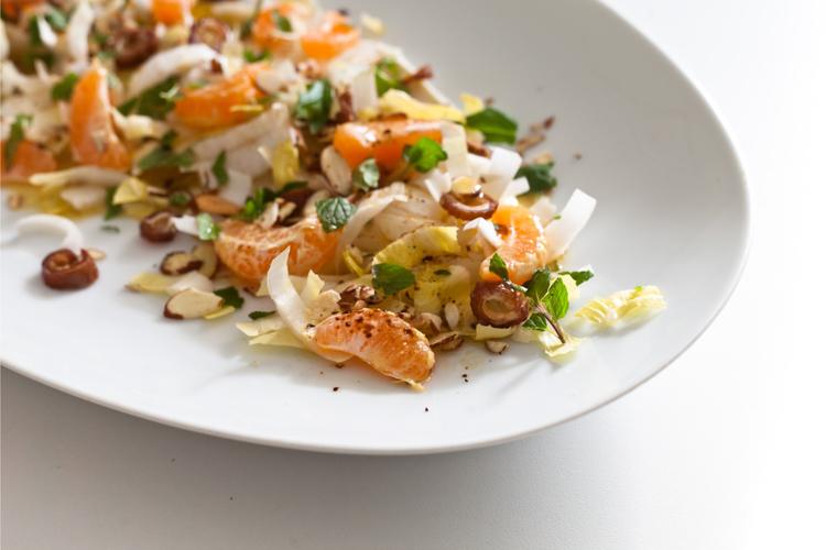 Satsuma Endive Winter Salad