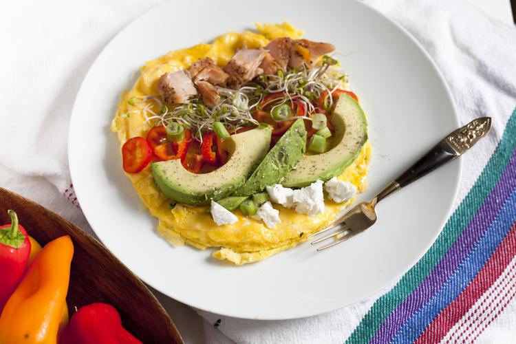 Beauty Booster Omelette