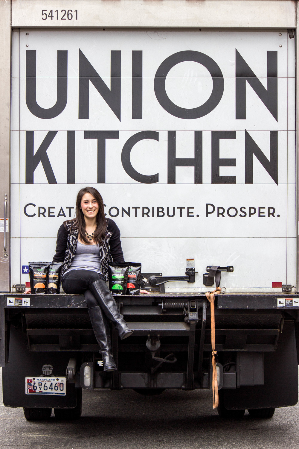 Women in Food: 10 Questions with Rebecca from Swap Foods