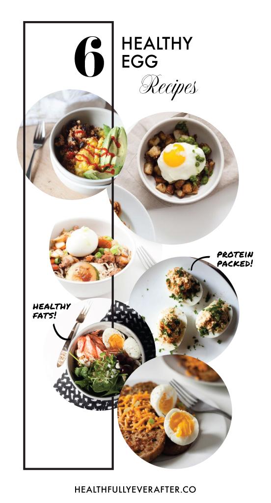 6 healthy egg recipes