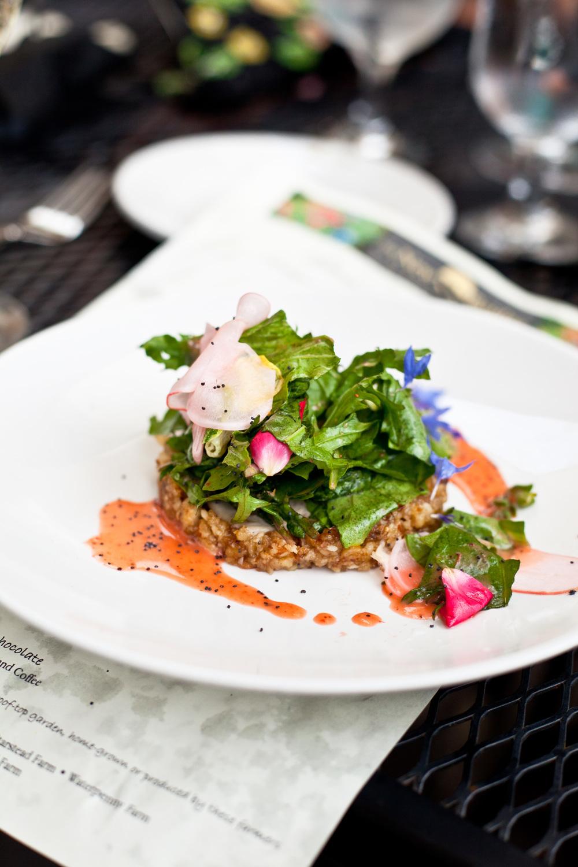 Women in Food ROOF TOP DINNER: Photos and Recap