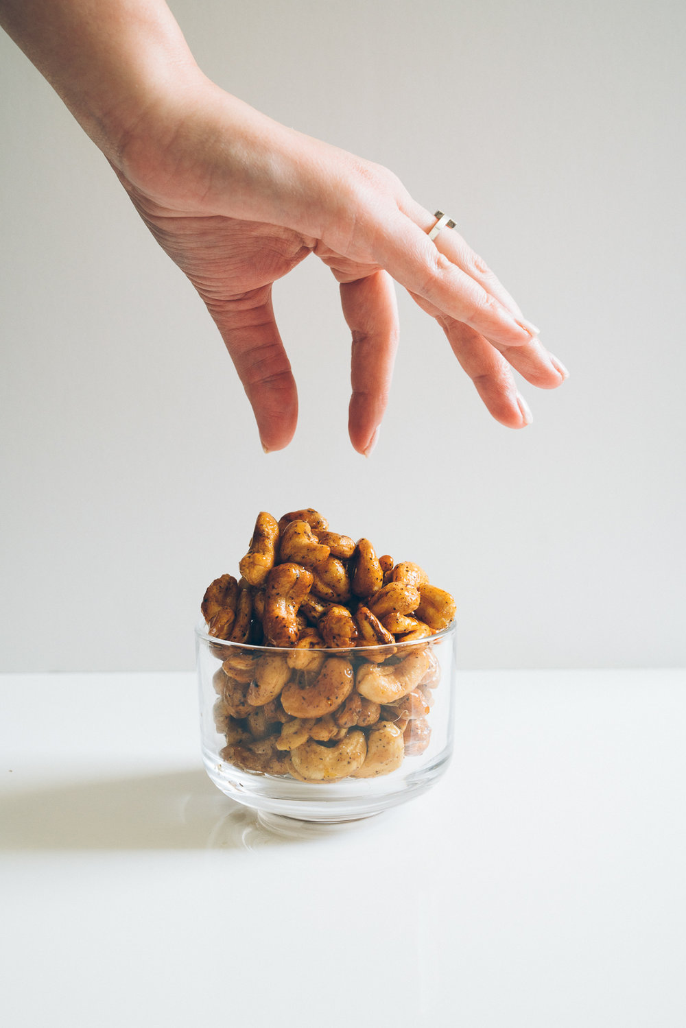 Smoky Spiced Sumac Cashews