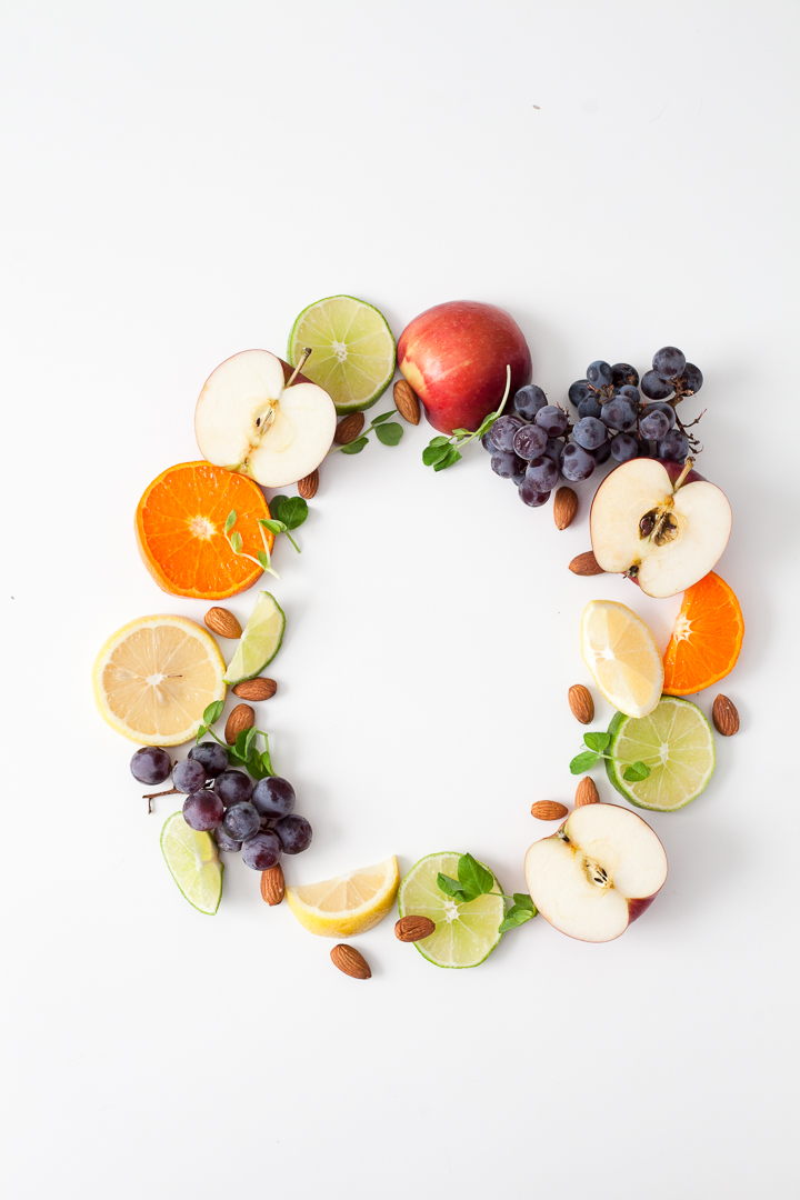 fruit circle, nutrition trends