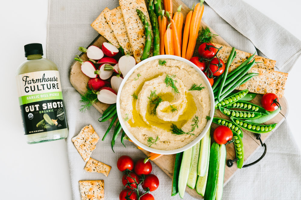 probiotic hummus recipe