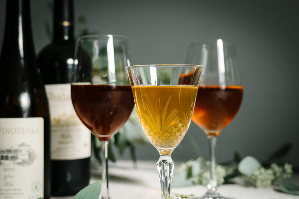orange wine 101: the basics of orange wine