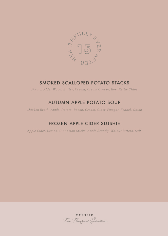 october 2017 seasonal menu apples and potatoes