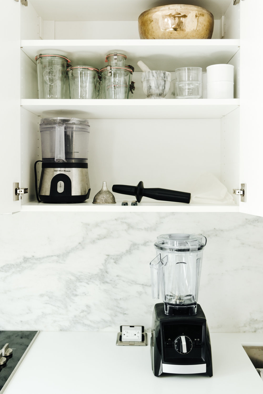 5 tips for making your kitchen organized and efficient, coffee cupboard