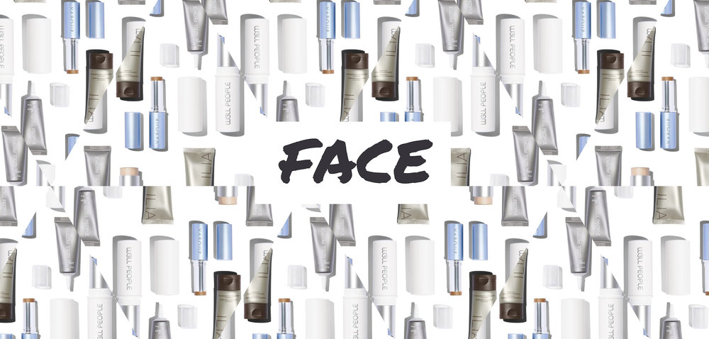 Holy Grail Natural Makeup Routine Products