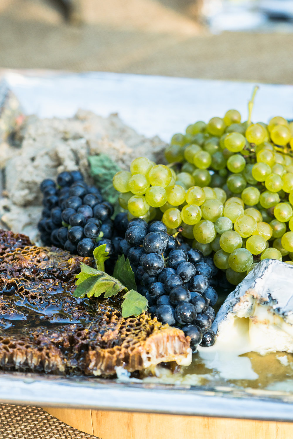 """A regional food dinner series """"Taste of Blue Ridge"""" focusing on chefs in the Blue Ridge region and the farmers who produce the food with a multi course meal."""