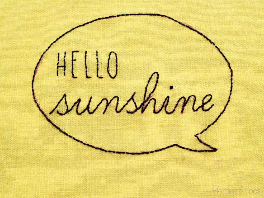 embroidery-hello-sunshine
