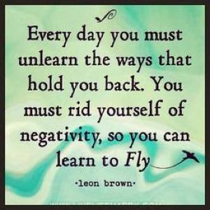 rid-negativity