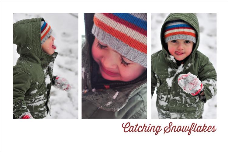 Create a three-photo storyboard in Photoshop. Like so!