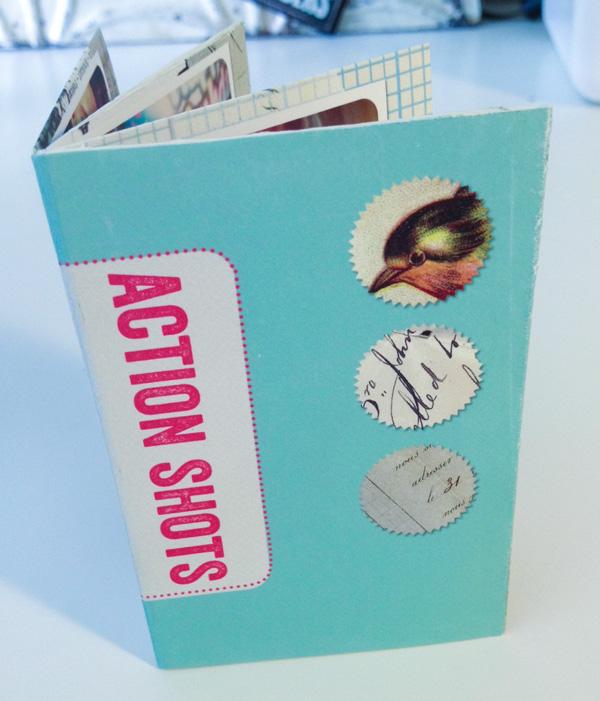 Jessica Sprague BasicGrey Instant Album FREE Printable