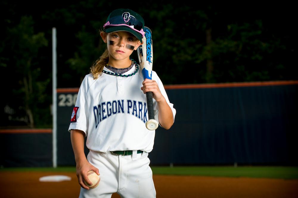 Oregon Park Baseball