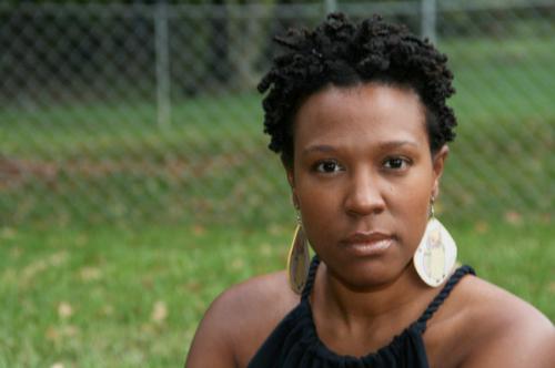 Cincinnati Goddamn Co-Director, April Martin