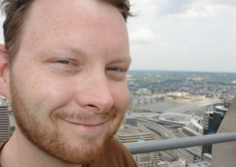 Cincinnati Goddamn Co-Director and editor,Paul Hill