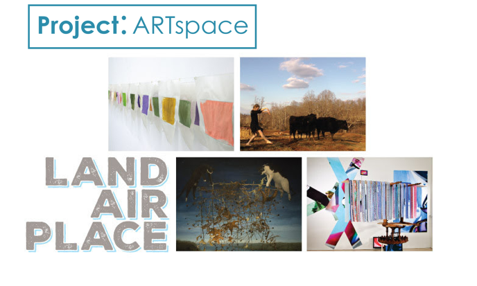 Land, Air, Place opens April 8 at 156 Fifth Ave., Suite 308, New York, New York. Image source.