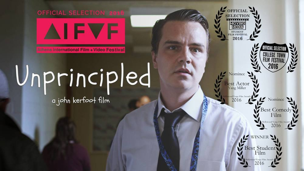 Unprincipled , written & directed by John Kerfoot