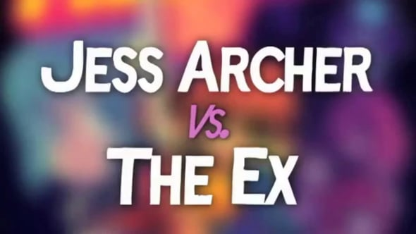 Jess Archer vs. The Ex<br>by Amy Taylor