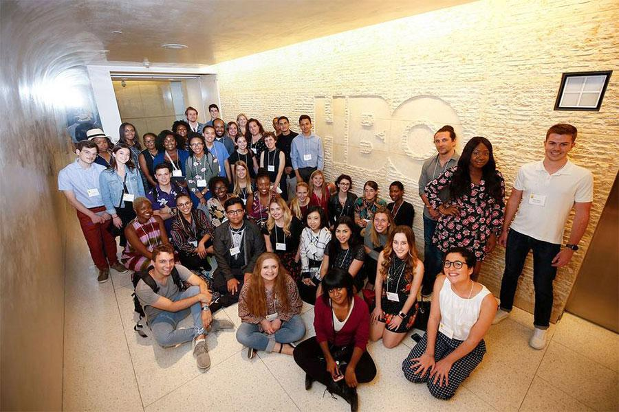 TV Academy Interns at HBO - Group Photo.jpg