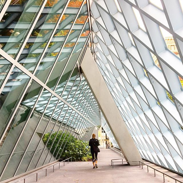 #pacificnorthwest adventures, seattle public library