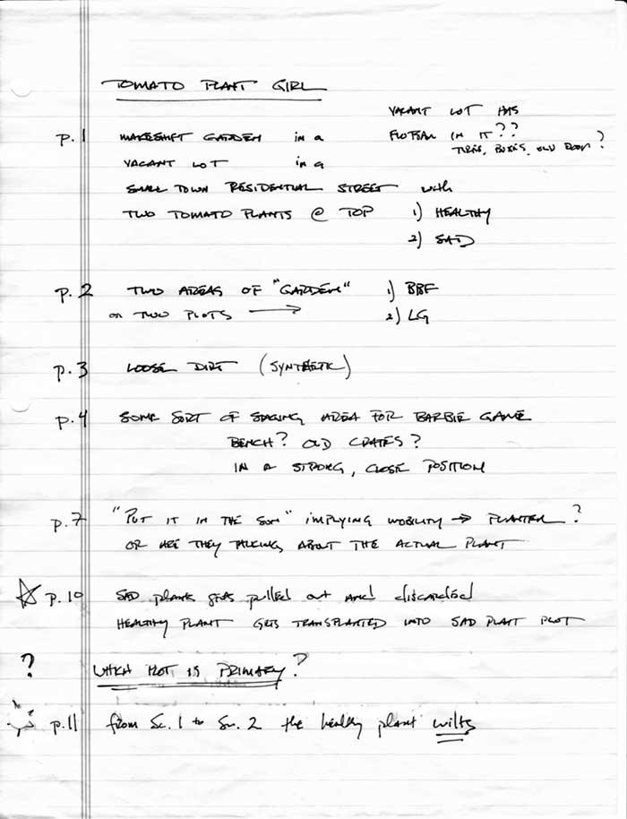 beginning notes