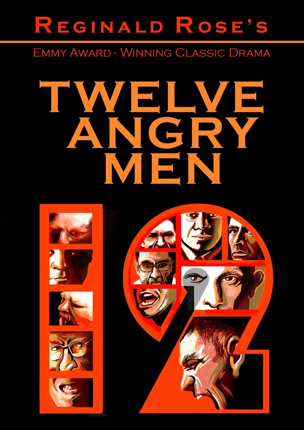 an analysis of the storyline in twelve angry men by reginald rose In form, 12 angry men is a courtroom drama in purpose, it's a crash course in those passages of the constitution that promise defendants a fair trial and the presumption of innocence it has a kind of stark simplicity: apart from a brief setup and a briefer epilogue, the entire film takes place.