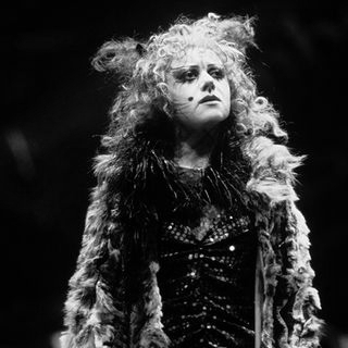 Elaine Paige as Grizabella, West End, 1981