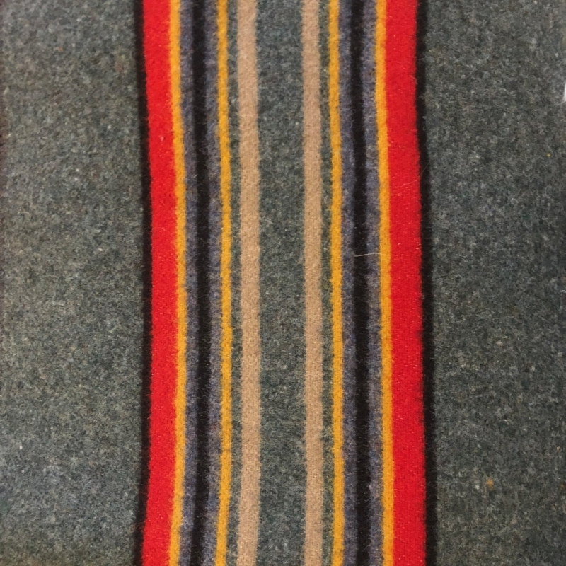 detail of my Yakima Camp Blanket by Pendleton
