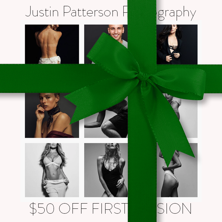 Gift #2 : Justin Patterson Photography